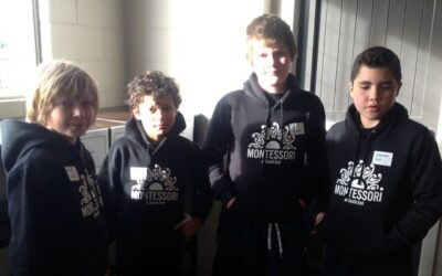 South End Montessori students chess success