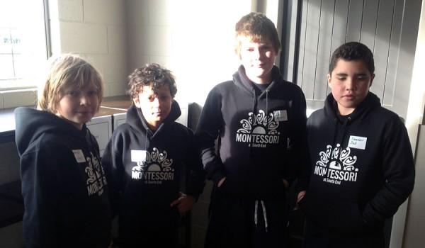 Kimbolton Chess - The Montessori Team