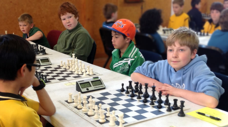 South End nationals chess results – 5th in NZ!