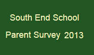 South End Parents Survey
