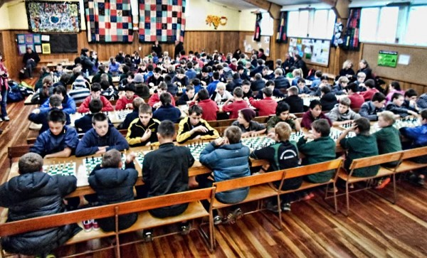 Competitors - Carterton School Chess Tournament 2014
