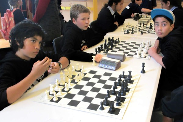 Chess Nationals 2014 - South End School