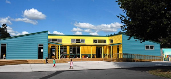 South End School New Classrooms 2015