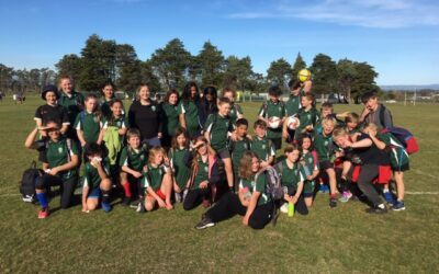 South Wairarapa Sports Football Day: Featherston (Y5-Y8)
